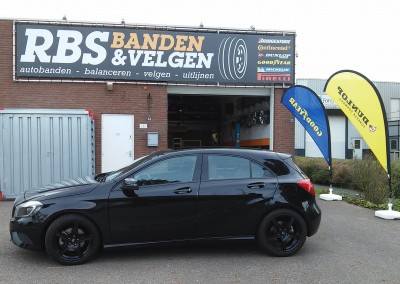 Mercedes A-klasse 18''IT Wheels Gabriella