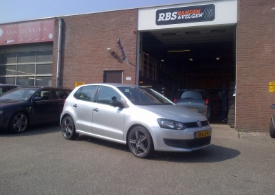 17'' DEZENT L Dark VW polo