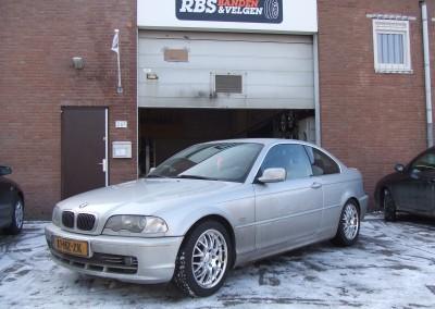 17'' Mesh II Inox velgen BMW 3