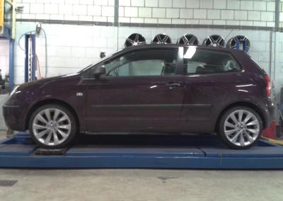 17'' P26 VW polo