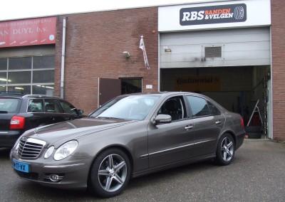 17'' P578 velgen Mercedes E klasse
