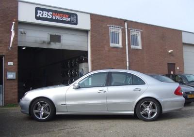 17'' P758 velgen Mercedes E klasse