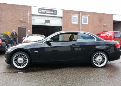 18'' Alpin velgen BMW 3 serie