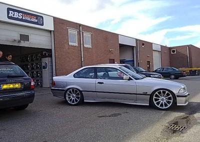 18'' P303 velgen BMW 3 serie.