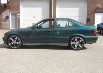 18'' P325 velgen BMW 3 serie,