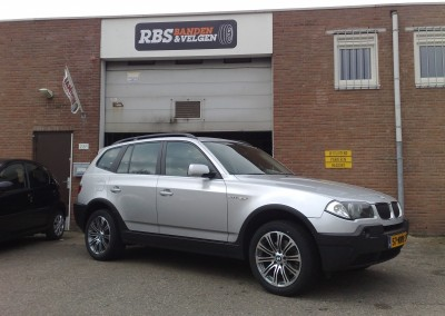 18'' P542 velgen, BMW X3