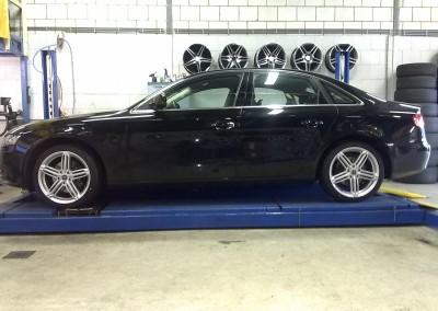 18'' RS6 velgen Audi a4