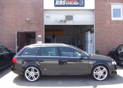 19'' S-5 velgen, Audi A4.