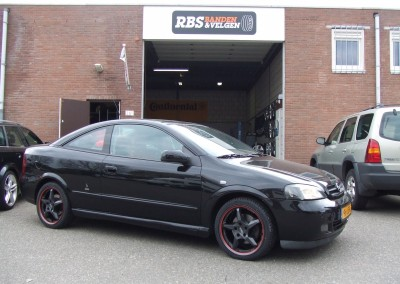 Astra Coupe 17'' Dotz Touge