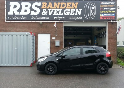 Kia Rio 15 inch InterAction Sirius