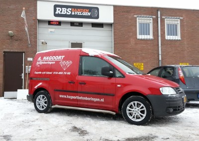 VW Caddy 15'' InterAction Meteor velgen