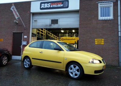 seat ibiza15'' InterAction Genesis velgen