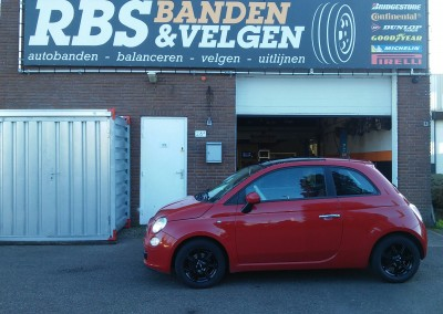 Fiat 500 14inch interaction sirius velgen