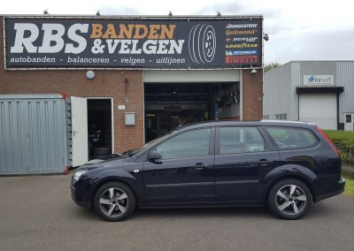 Ford Focus 16inch MAK Gothenburg
